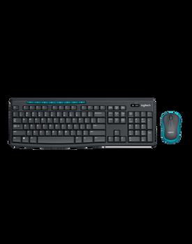 Logitech Keyboard & Mouse Mk220