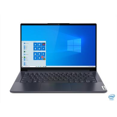 Lenovo Yoga Slim 7(RYZEN 7-4800U/8GB/ 512GB SSD/INTEGRATED GFX/Win10, OFFICE H&S 2019/14 FHD IPS, AG, 300 Nits) 82A2008VIN-82A2008VIN