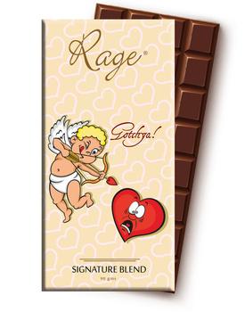 Gotchya ! Naughty Cupid - Signature Chocolate Bar