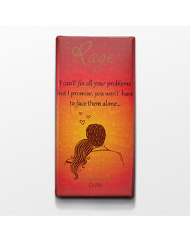 I Can't Fix All Your Problems- Dark Chocolate Bar