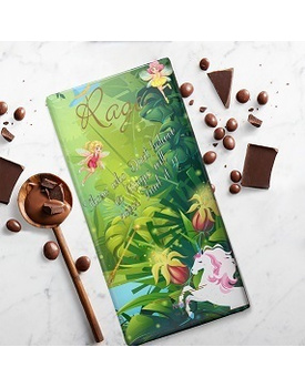Those who Don't Belive in Magic Will Never Find It - Milk Chocolate bar