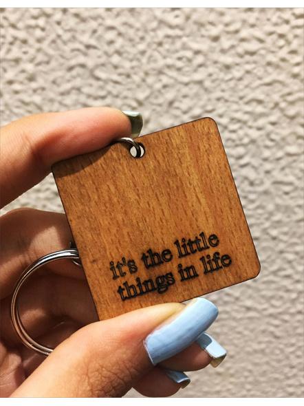 little things Keychain-AAWK25