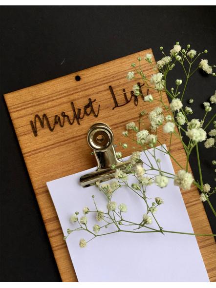Market List Notepad-STATNP03