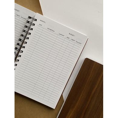 Hisab Kitab Notebook-A6-2