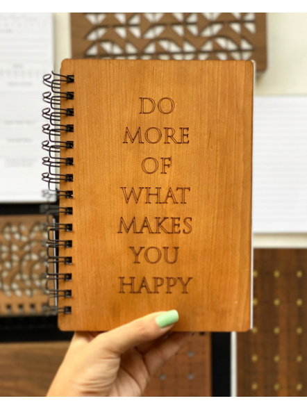 Do more of what makes you happy Notebook-AAWN08-2