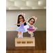 Dancing Friends - Photo Caricatures-GIFTINGPC05-sm