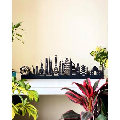 World Skyline-WALLDECOR01