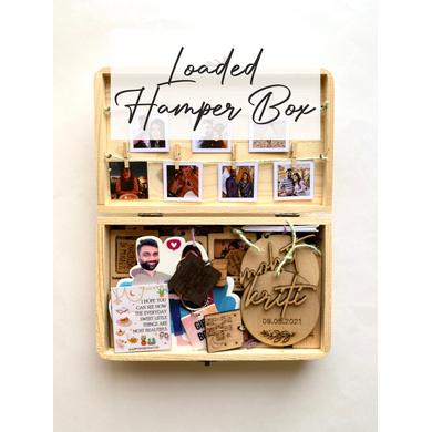 Loaded Hamper Box - Full box as it is-GIFTBOX01