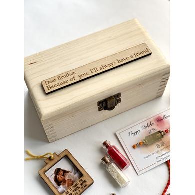 Dear Brother - Small Hamper Box-4