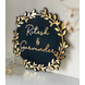 Black and Golden Classic Nameplate-WDNS08-2-sm