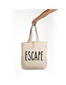 Escape Tote (Cotton Canvas, 14x14