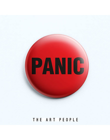 Panic Badge (Safety Pin, 6cms)
