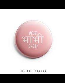 Bhabi Badge (Safety Pin, 6cms)