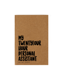 Assistant Notebook (Unruled, 90GSM, A5, 120 Pages)