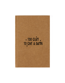 Glam Notebook (Unruled, 90GSM, A5, 120 Pages)