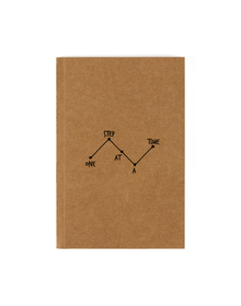 One Step Notebook (Unruled, 90GSM, A5, 120 Pages)