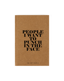 Punch Notebook (Unruled, 90GSM, A5, 120 Pages)