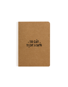 Glam Pocket Notebook (Ruled, 80GSM, A6, 90 Pages)