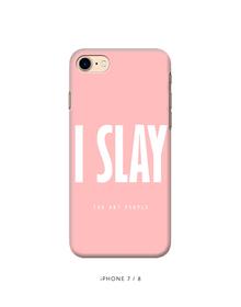 I Slay Phone Cover