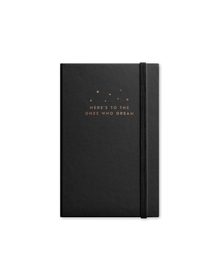 Dream Journal With Elastic Band (Unruled, 90GSM, A5, 120 Pages)