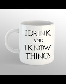 I know things Mug