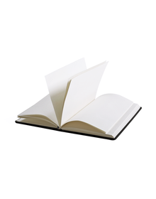 Badass Journal with Elastic Band (Unruled, 90GSM, A5, 120 Pages)