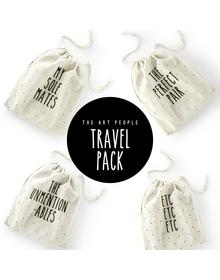 Travel organising Bags (Set of 4)