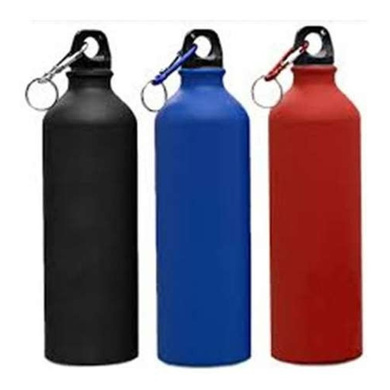 Aluminium Water bottle – 750ml-DW07Black