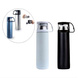 Stainless Steel Flask - 500ml-DW28Black-sm