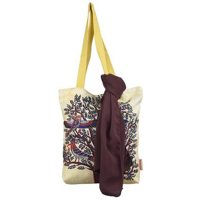 3D Digital Printed Canvas Ladies Hand  Bags NTB013-3