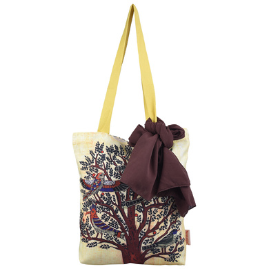 3D Digital Printed Canvas Ladies Hand  Bags NTB013-NTB013