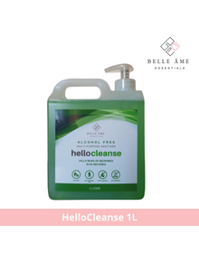 HelloCleanse Non-Toxic Sanitizer 1L