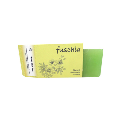 Fuschia - Woody Khus Natural Handmade Glycerine Soap-Woody Khus