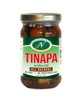 Tinapa in Olive Oil