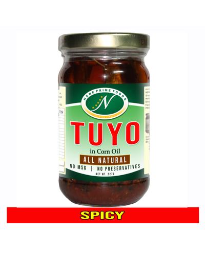 Tuyo in Corn Oil-1