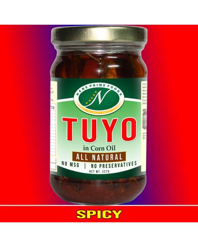 Tuyo in Corn Oil-2