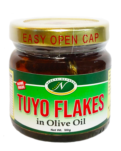 Tuyo Flakes in Olive Oil-3