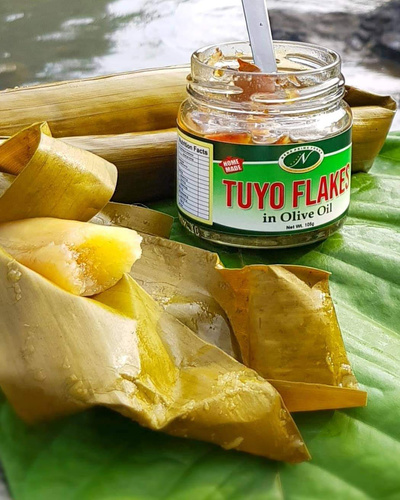 Tuyo Flakes in Olive Oil-2