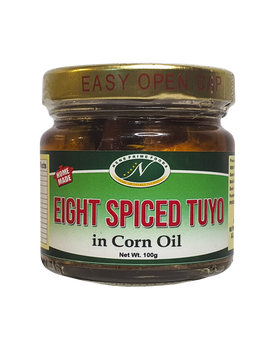Eight Spiced Tuyo (100g)