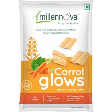 FOODS CARROT GLOWS-1007