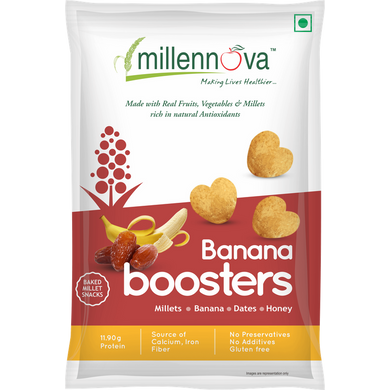 FOODS BANANA BOOSTERS-1012