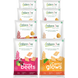 ASSORTED COMBO MILLENNOVA FOODS Multi Millet Snacks - POWER BEETS & CARROT GLOWS-1014-sm