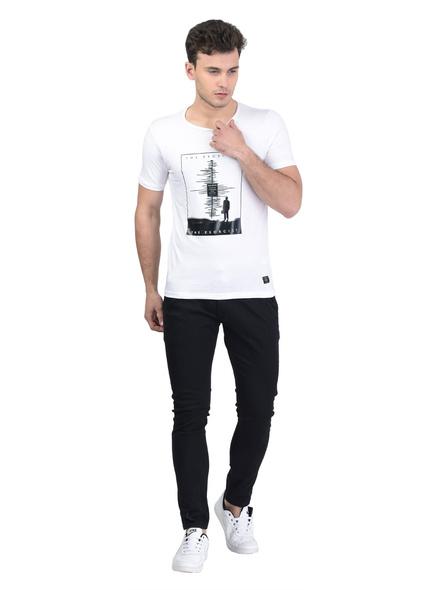 Mens T-shirt-M-1
