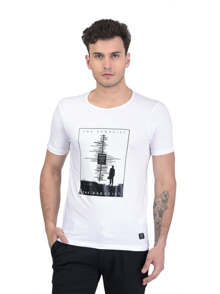 Mens T-shirt-2-L