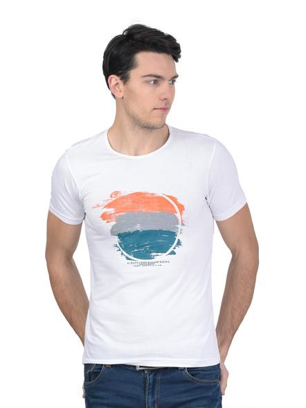 Mens T-shirt-L-1