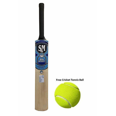 Cricket Bat Kashmiri Willow Black Panther Series SH-SNSport-24