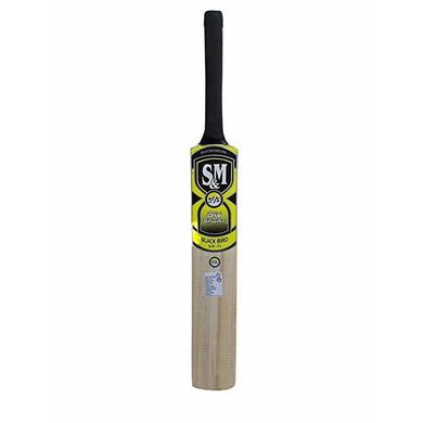 Cricket Bat Poplar Willow BLACKBIRD-SR71 Edition(H)-SNSport-31