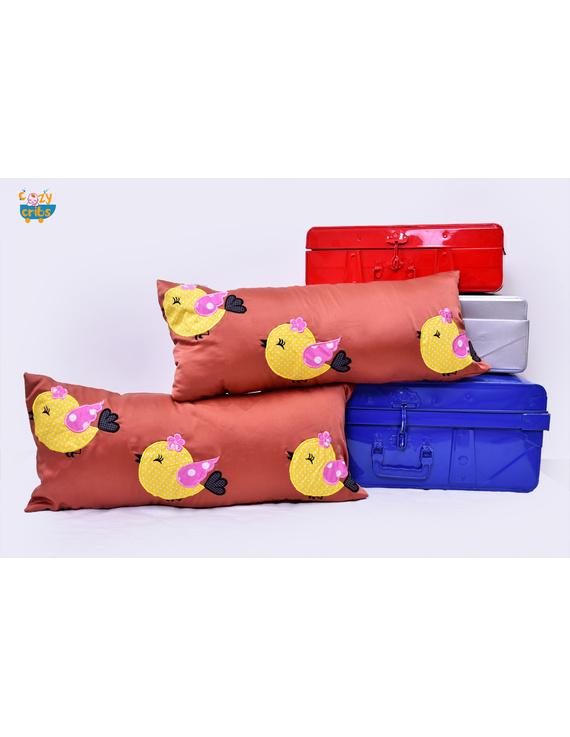 The Lil Churpy Bird Cushion-CS0042