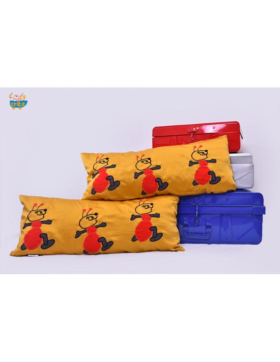The Naughty Ant Cushion-CS0043