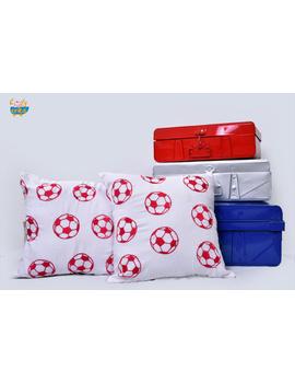 Football Cushion-CS0050-sm